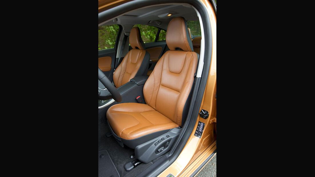 Volvo S60 Fahrersitz