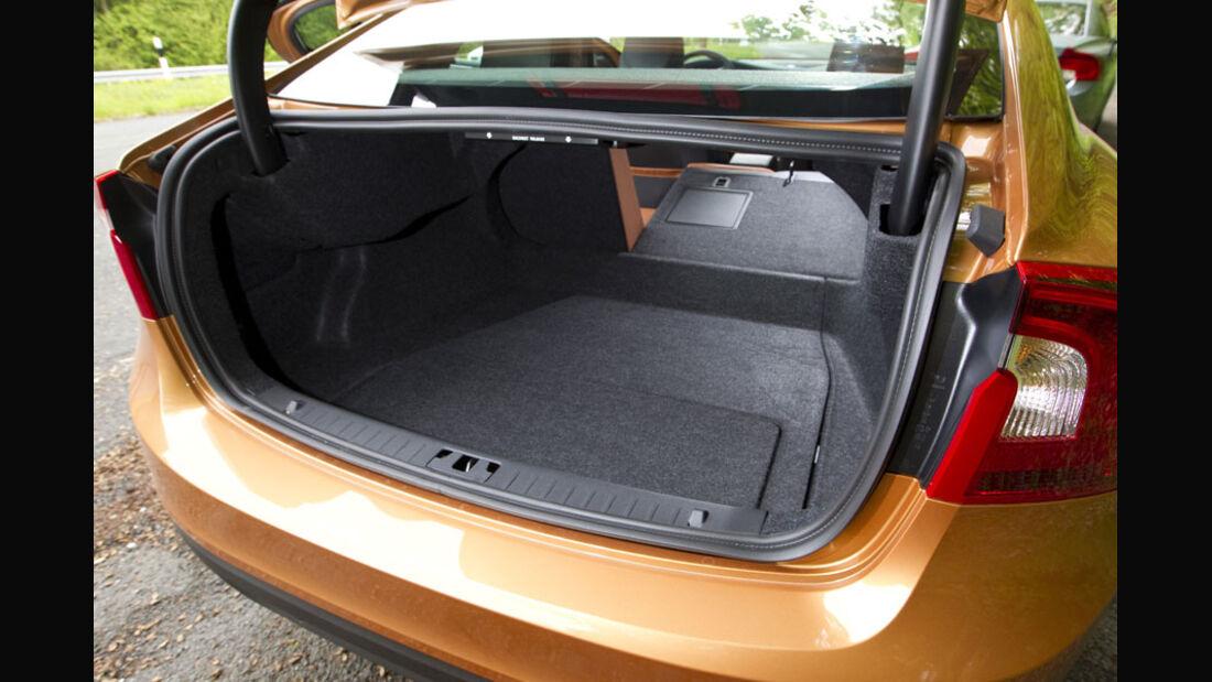 Volvo S60 Kofferraum