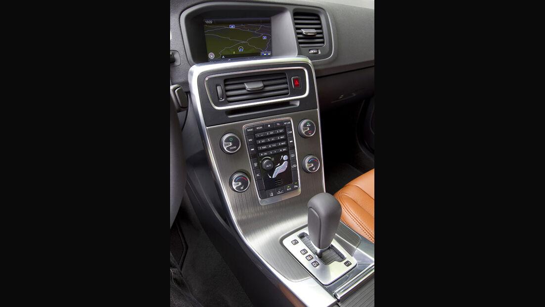 Volvo S60 Mittelkonsole