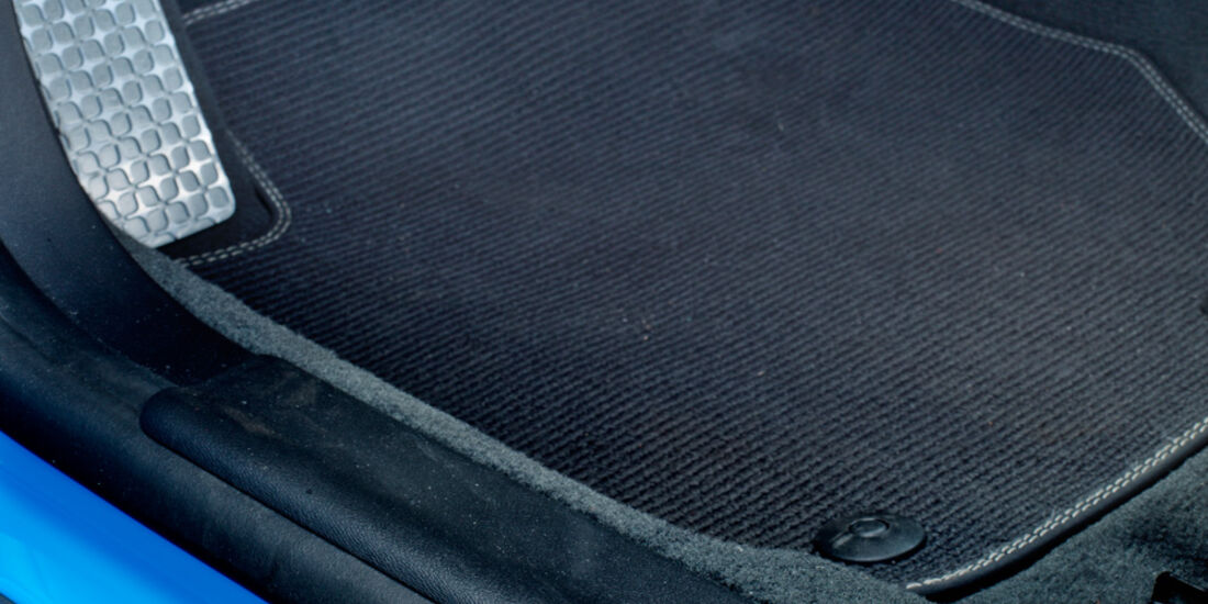 Volvo S60 Polestar, Pedalerie