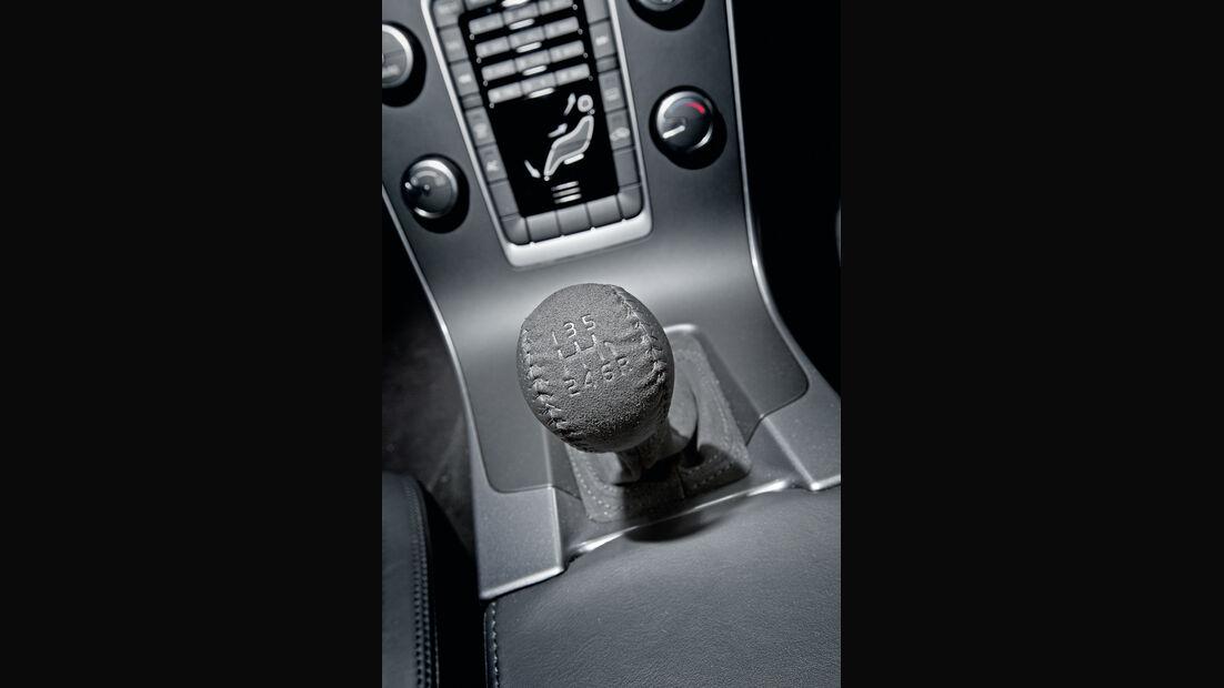 Volvo S60 Polestar, Schalthebel, Schaltknauf