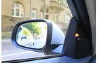 Volvo S60, Rückspiegel