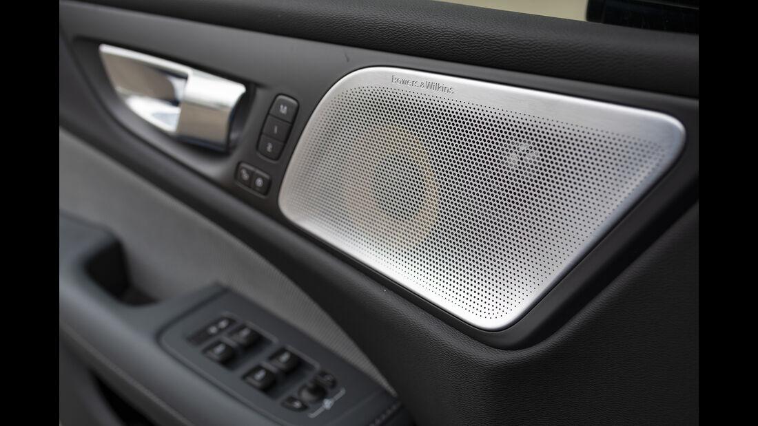 Volvo S60 T5, Interieur