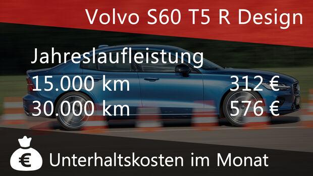 Volvo S60 T5 R Design
