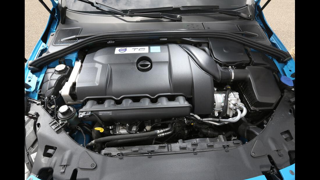 Volvo S60 T6 Polestar, Motor