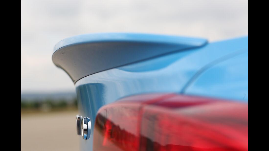 Volvo S60 T6 Polestar, Spoiler, Heckschürze