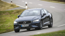 Volvo S60 TS, Exterieur