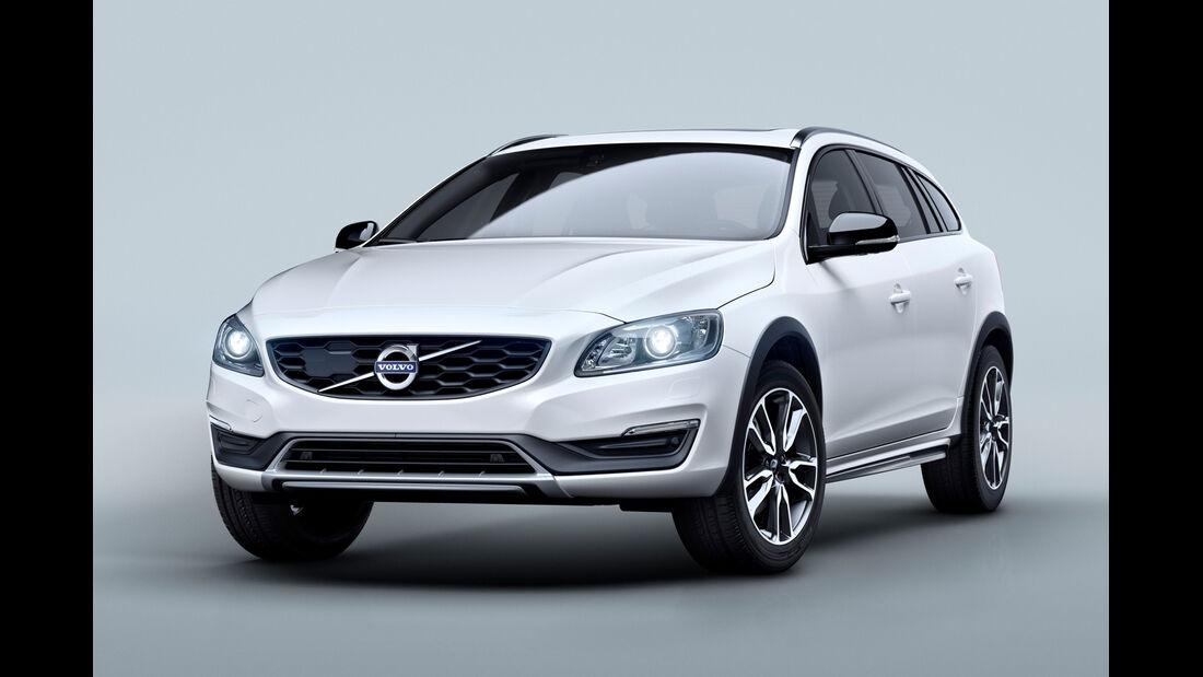 Volvo S60/V60 CC