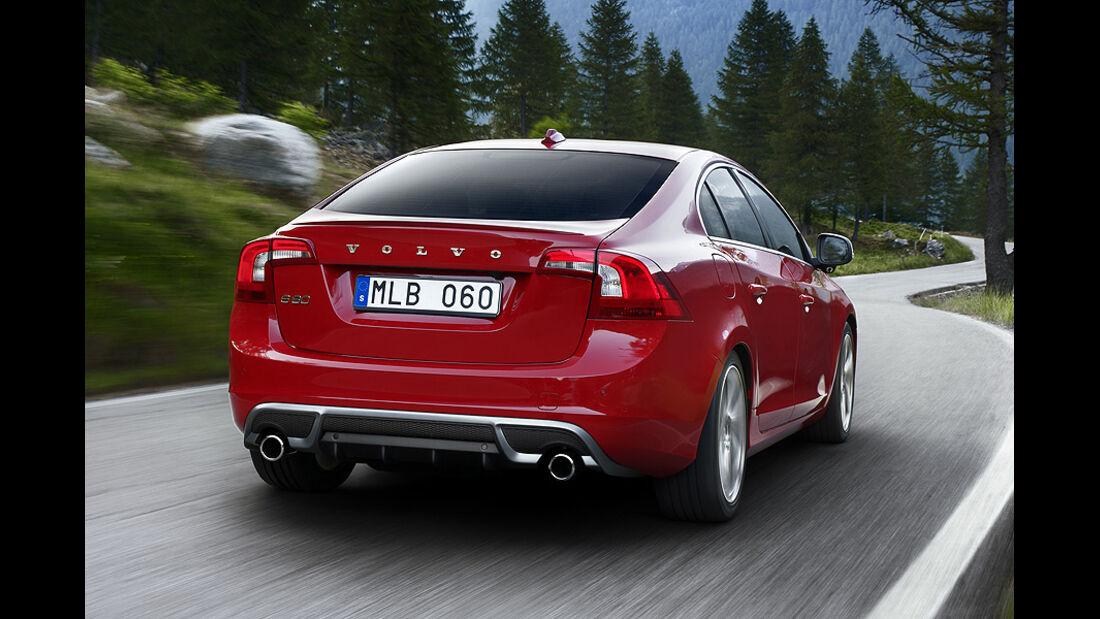 Volvo S60 Volvo V60 R-Design