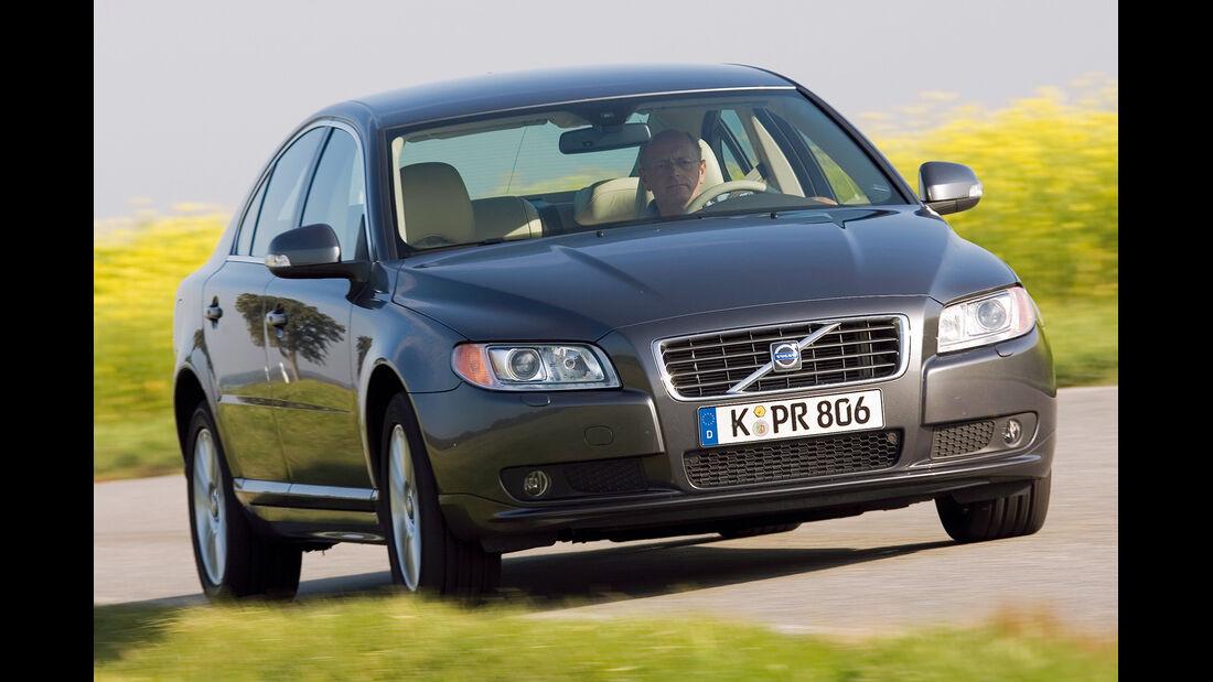 Volvo S80/V70/XC 70, Frontansicht