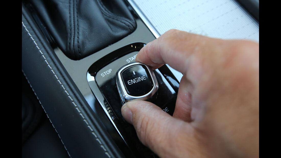 Volvo S90 D5 AWD, Bedienelement