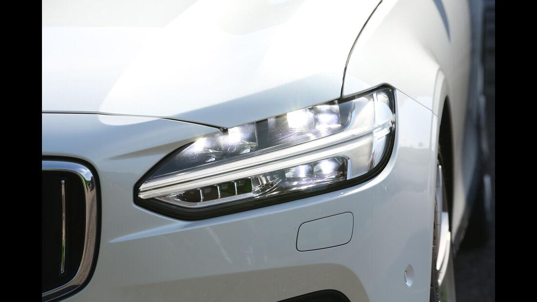 Volvo S90 D5 AWD, Frontscheinwerfer