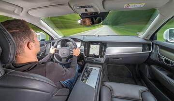 Volvo S90 D5 AWD Inscription, Cockpit
