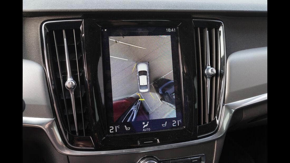 Volvo S90 D5 AWD Inscription, Rückfahrkamera