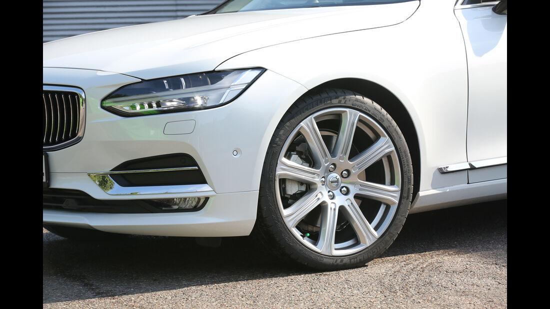 Volvo S90 D5 AWD, Rad, Felge