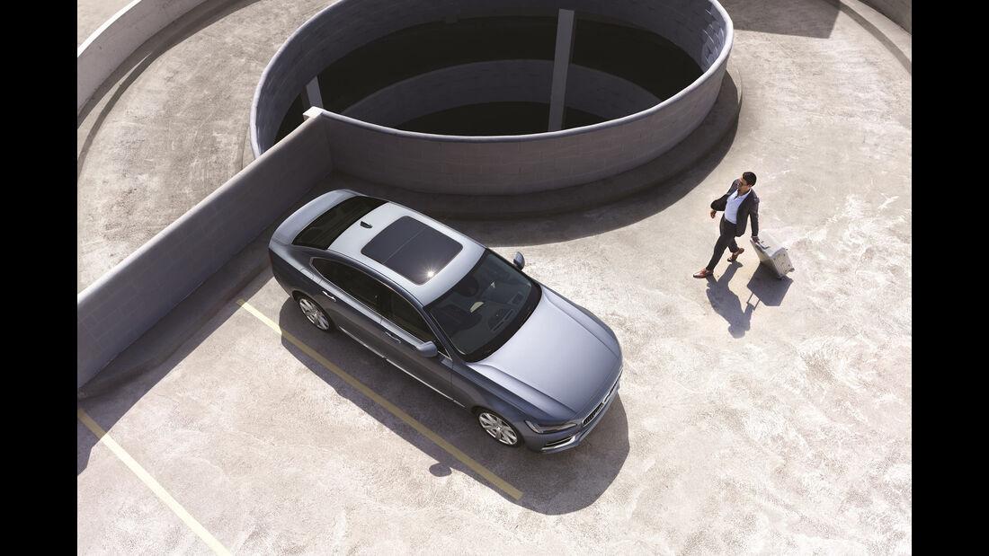 Volvo S90 Langversion