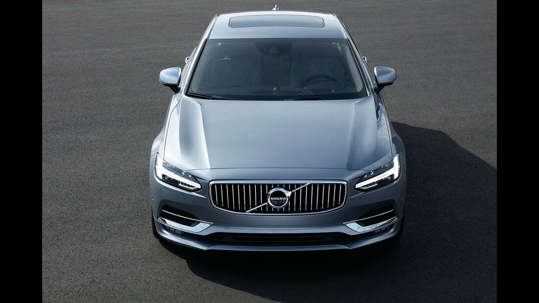 Volvo S90 Sperrfrist 2.12.2015