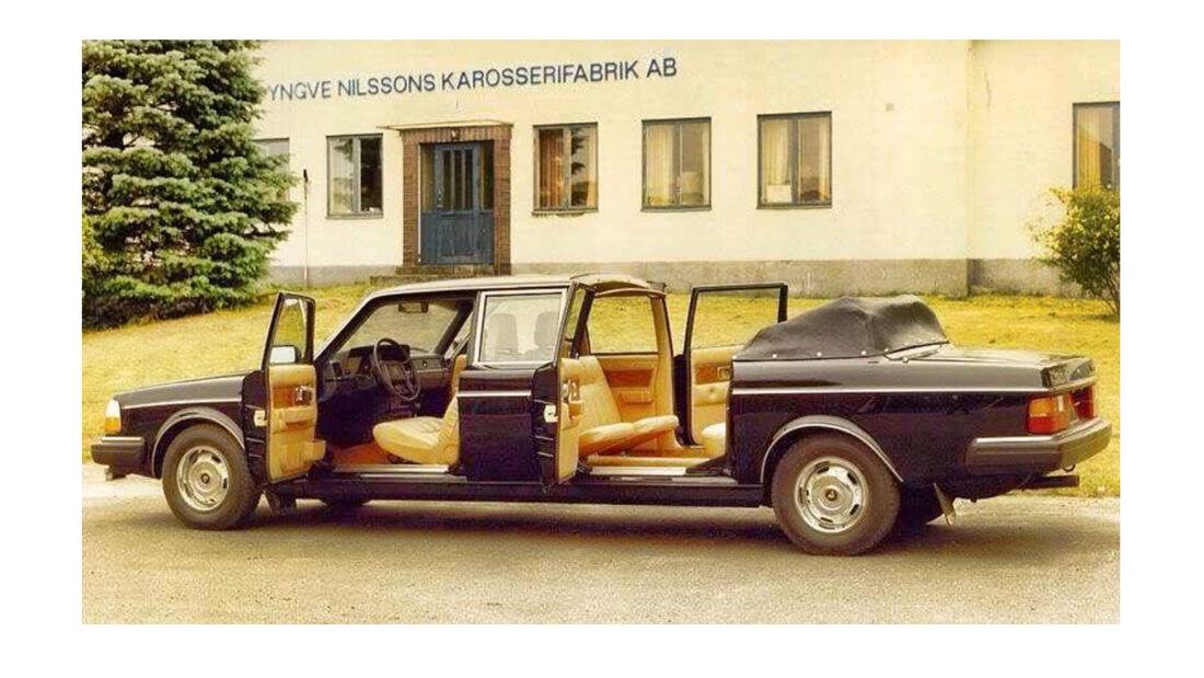Volvo S90 Stretch Limousine Nilsson Schweden