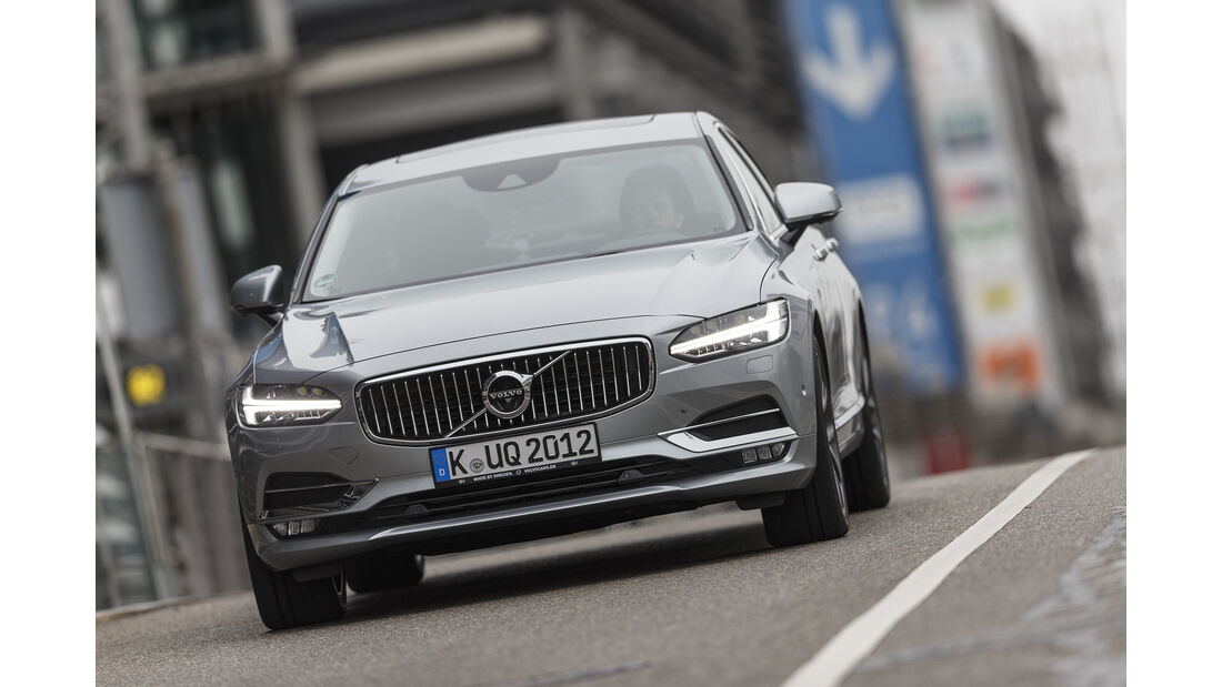 Volvo S90 T5 Front