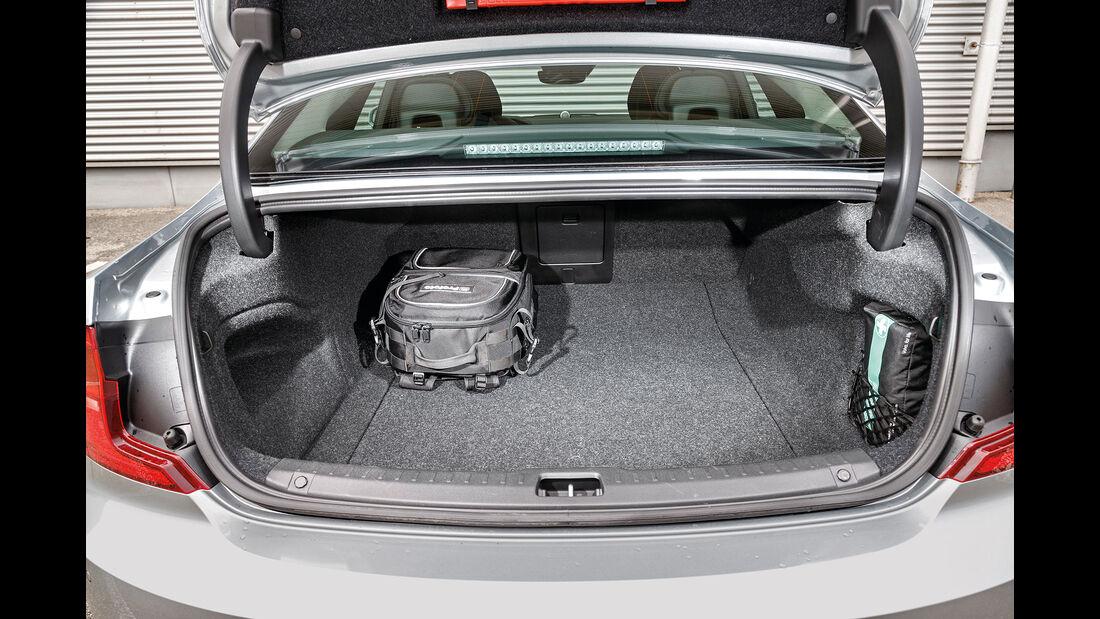 Volvo S90 T5 Kofferraum