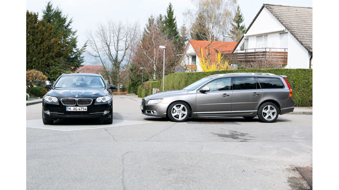 Volvo, Sicherheitssystem, Kreuzungsassistent