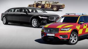Volvo Spezialfahrzeuge Nilsson