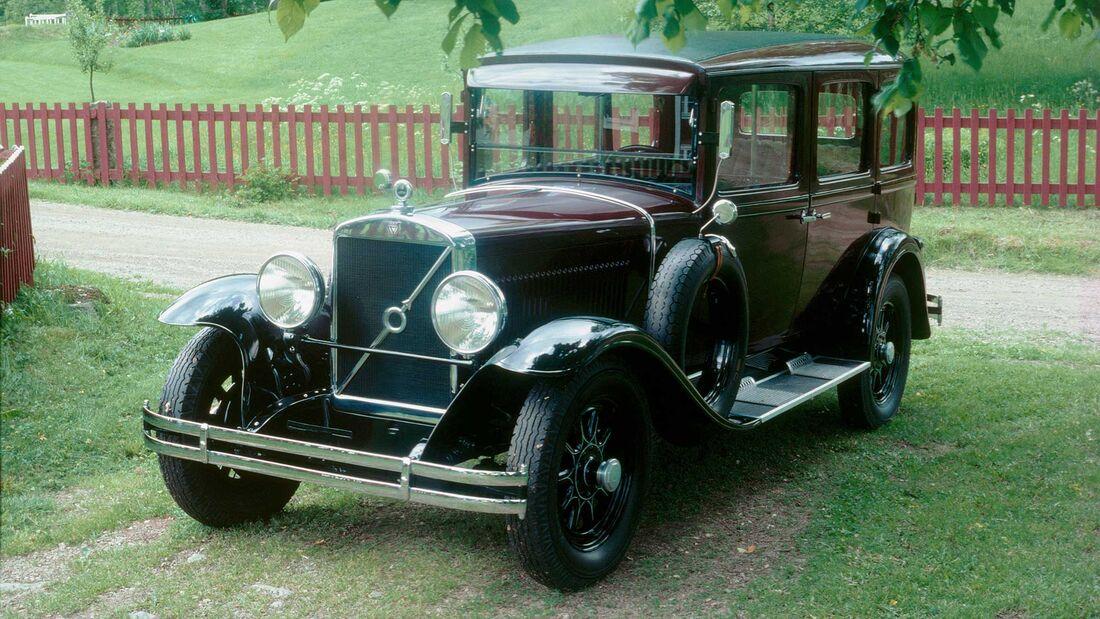 Volvo TR 673 (1930)