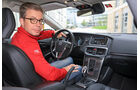 Volvo V40 2.0 D3 Summum, Cockpit, Dirk Gulde