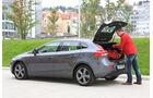 Volvo V40 2.0 D3 Summum, Heckklappe, Dirk Gulde