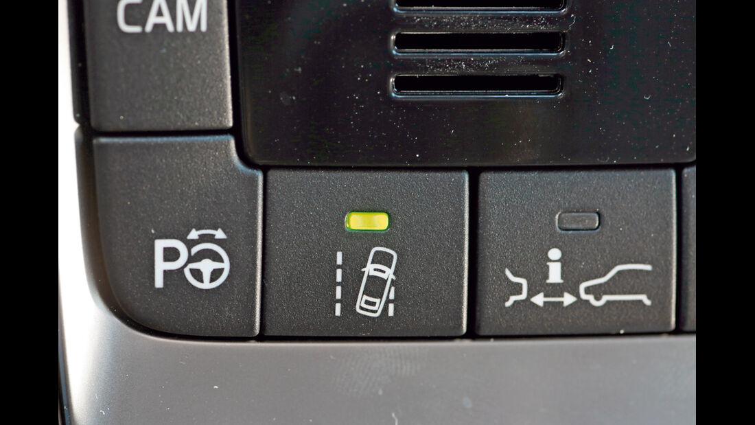 Volvo V40, Bedienelement
