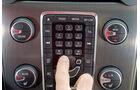 Volvo V40, Bedienelemente, Knöpfchen