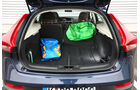 Volvo V40 Cross Country, Kofferraum