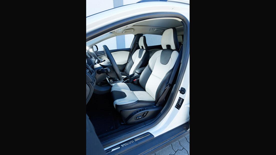 Volvo V40 Cross Country T4 AWD Summum, Fahrersitz