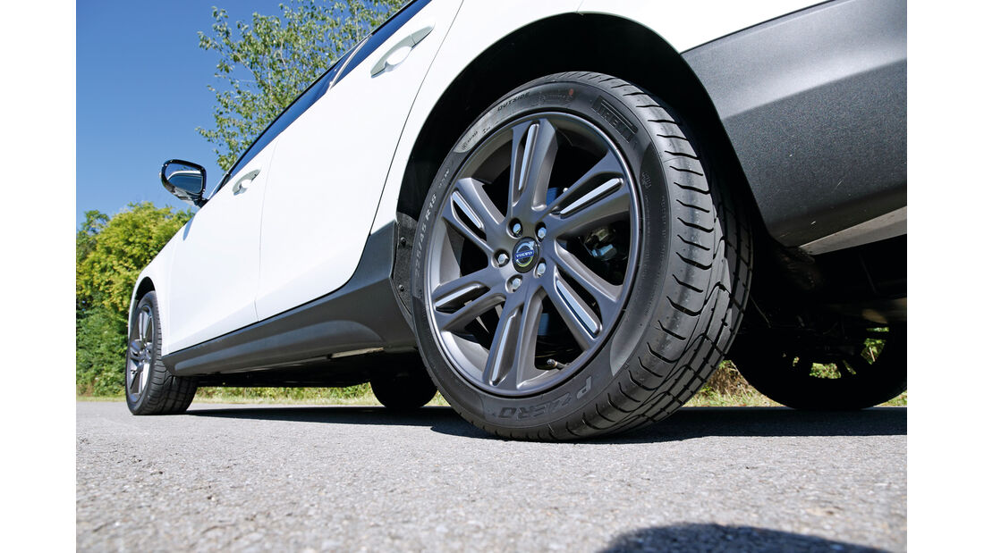 Volvo V40 Cross Country T4 AWD Summum, Rad, Felge