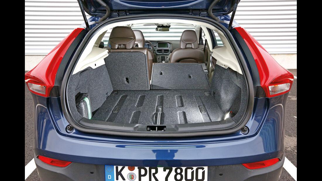 Volvo V40 Cross Country T5 AWD, Kofferraum, Ladefläche