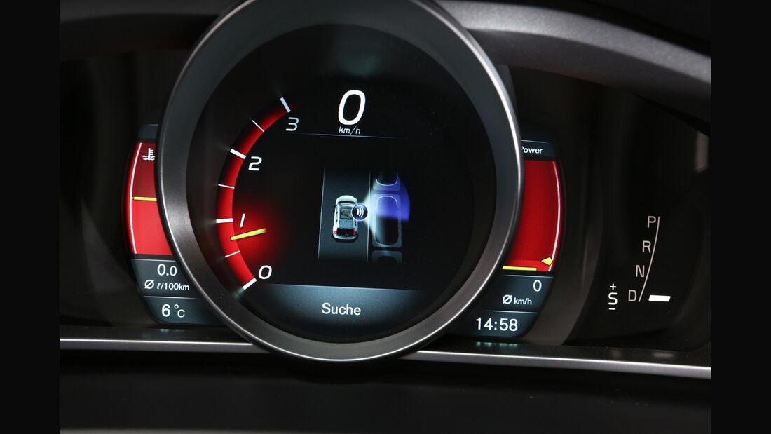 Volvo V40 Cross Country, Tacho, Rundinstrument