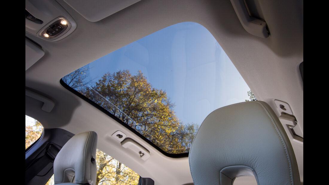 Volvo V40 D2, Panoramafenster, Dachluke