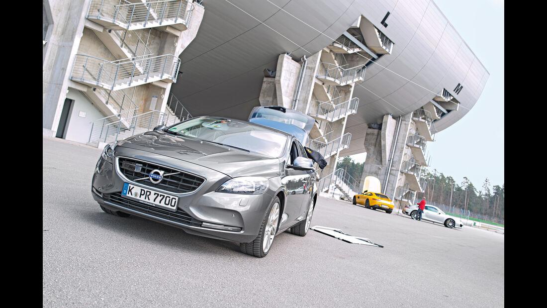 Volvo V40 D3, Frontansicht