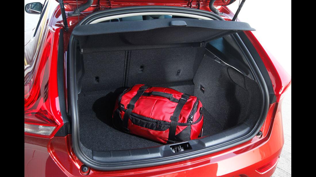 Volvo V40 D3, Kofferraum