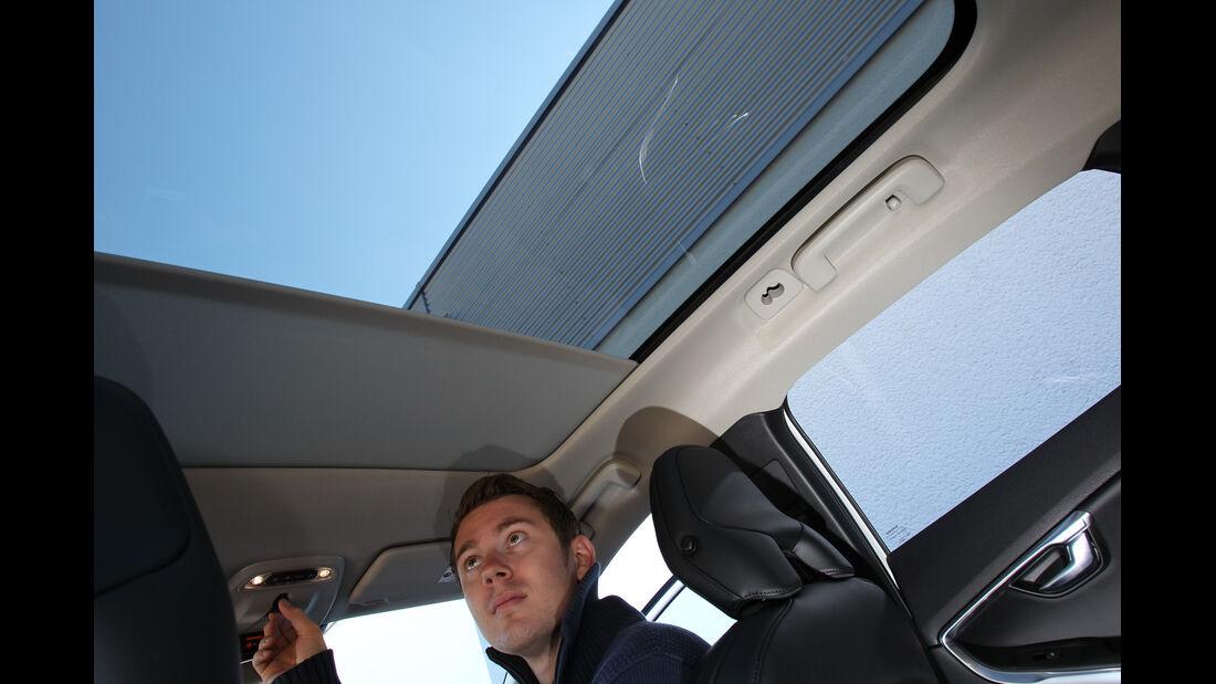 Volvo V40 D3, Panoramadach, Dachfenster