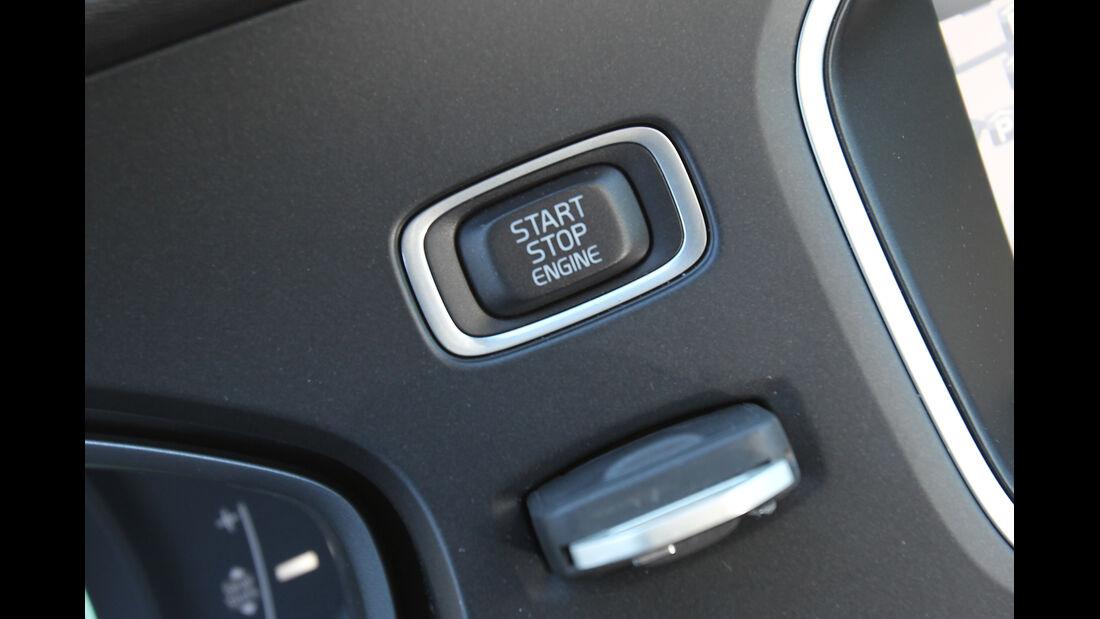 Volvo V40 D3, Start-Stopp-Automatik