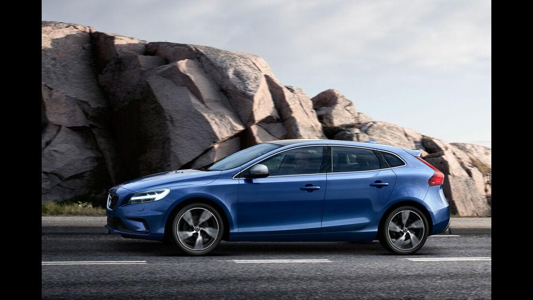 Volvo V40 Facelift Sperrfrist 24.2.2016