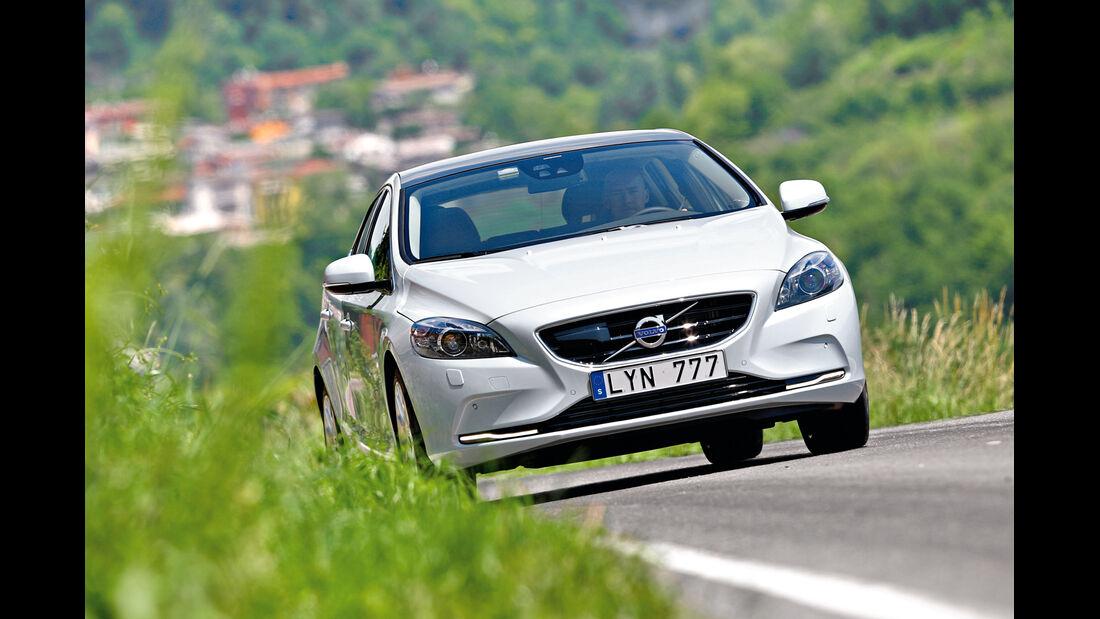 Volvo V40, Frontansicht