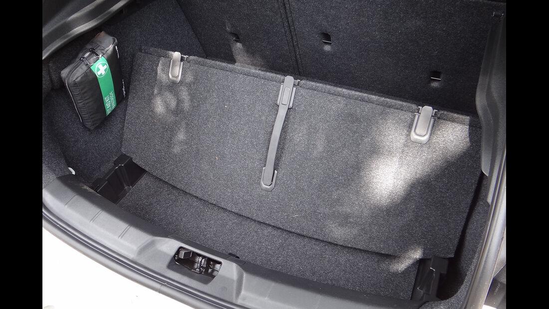Volvo V40, Kofferraum