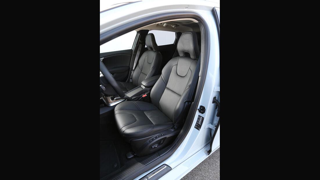 Volvo V40 T2, Fahrersitz