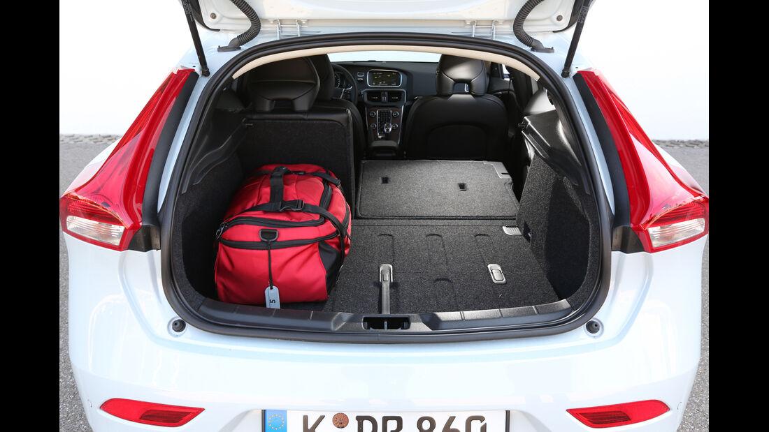 Volvo V40 T2, Kofferraum