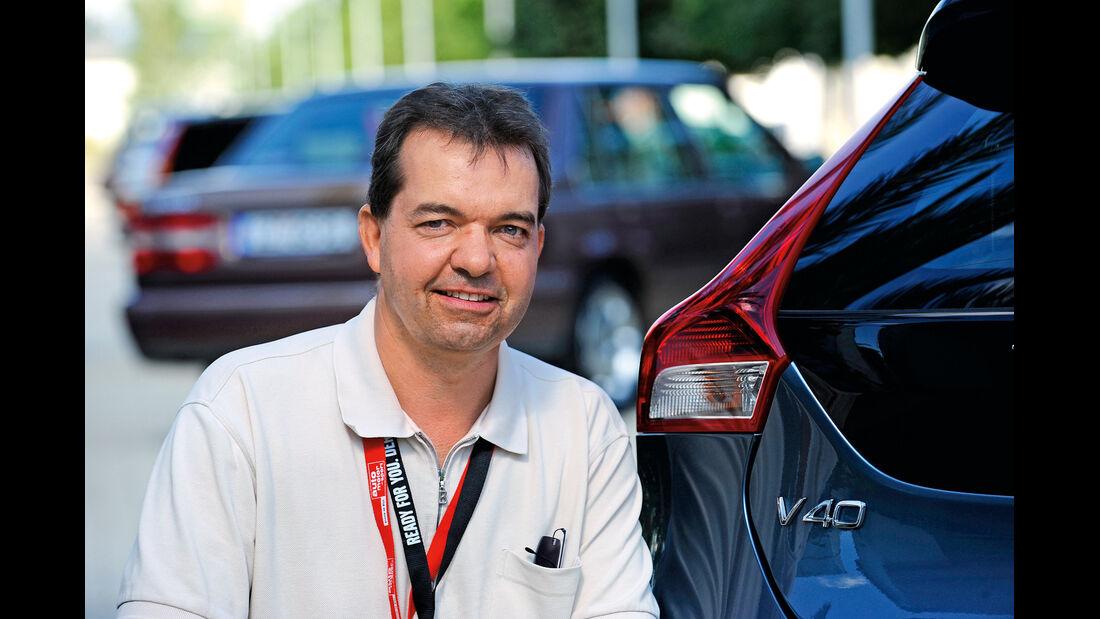 Volvo V40, Ulrich Fleischer