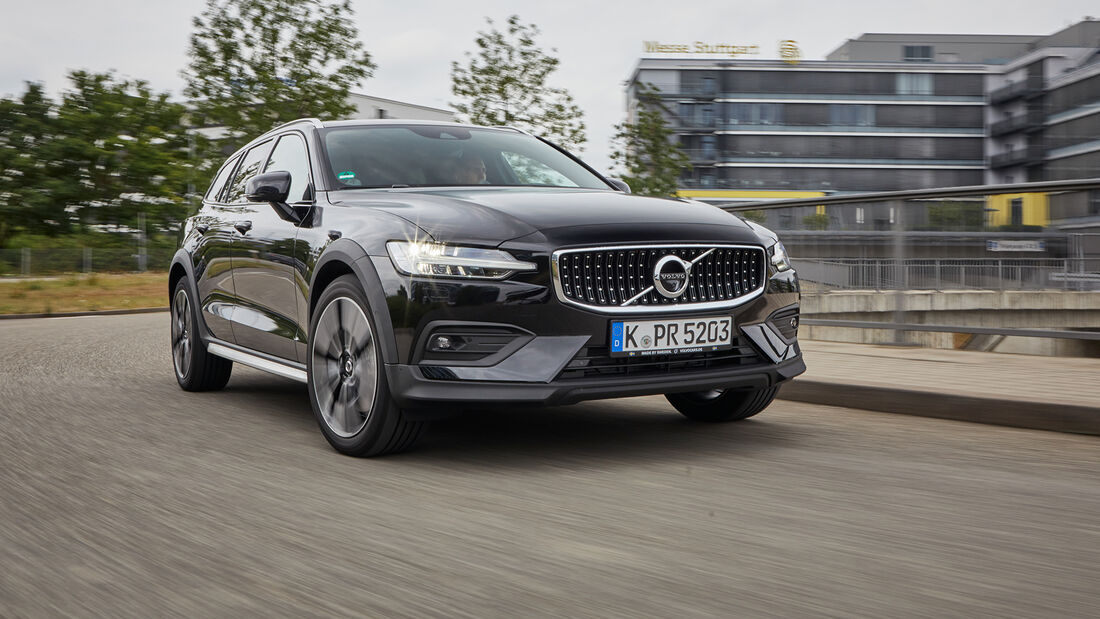 Volvo V60 Cross Country B5 AWD Pro, Exterieur