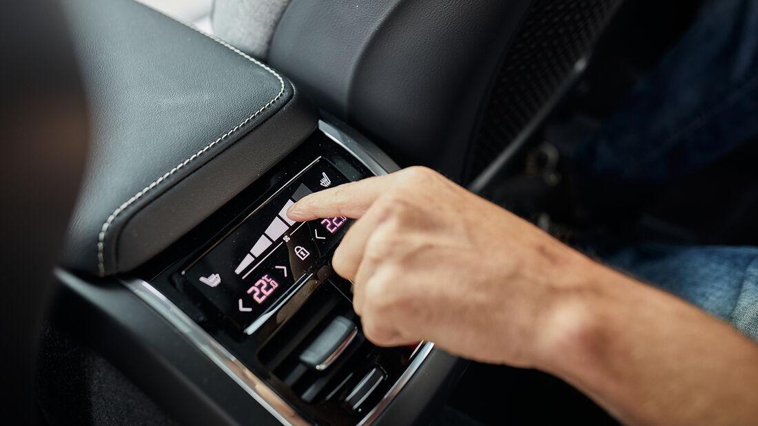Volvo V60 Cross Country B5 AWD Pro, Interieur