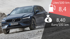 Volvo V60 Cross Country D4 AWD